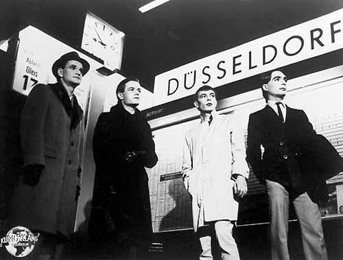 Le groupe Kraftwerk